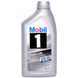 Моторно Масло Mobil 1 5w50 1 л
