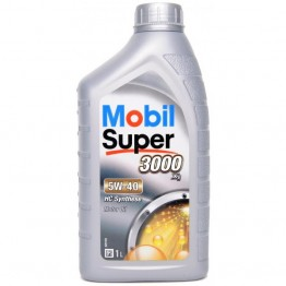 Моторно Масло Mobil Super 3000 5w40 1 л