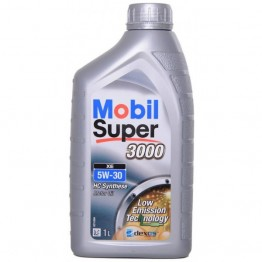 Моторно Масло Mobil Super 3000 XE 5w30 1 л