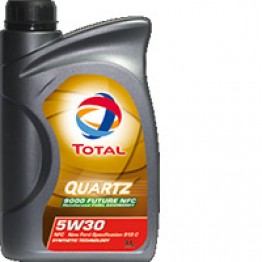 Моторно Масло Total 9000 5W30 FUTURE NFC 1L