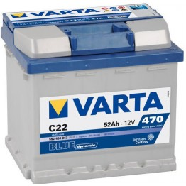 Aкумулатор Varta Blue Dinamic 60Ah ,Аsia P