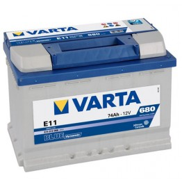 Aкумулатор Varta Blue Dinamic 45 Ah,десен+,тънки к...
